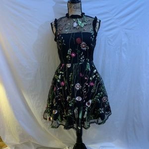 City Studio Dress Sz 8